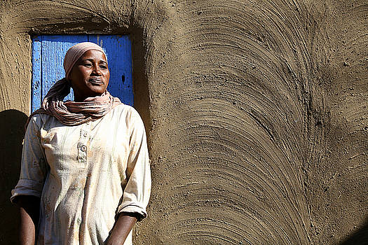 Sudanese woman by Marcus Best