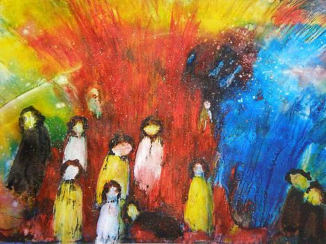 Suffer the Children by Janice Nabors Raiteri