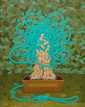 Suffering Bonsai by Sacha