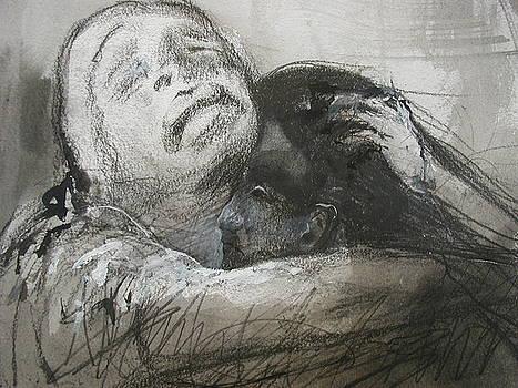 Suffering by Paula  Heffel