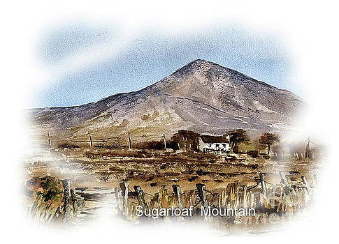 Sugarloaf Mountain by Val Byrne