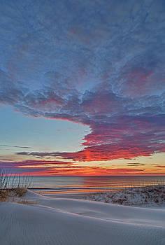 Sugary Sunrise by Greg Mills