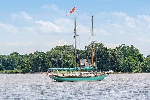 Sultana on the Chester by Charles Kraus