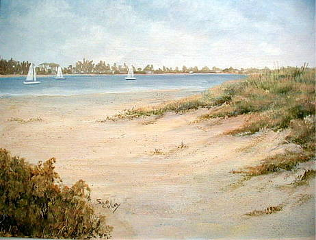 Summer Afternoon by Sue Coley