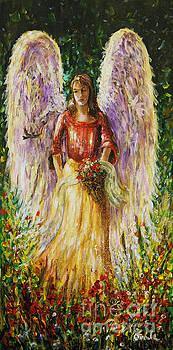 Summer Angel by Dariusz Orszulik