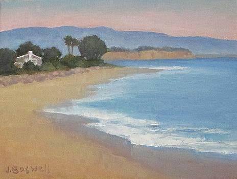 Summer at Miramar Beach by Jennifer Boswell