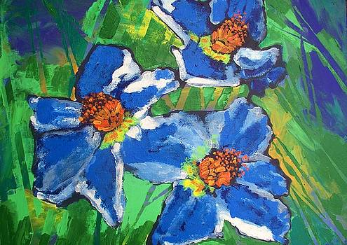 Summer Blues by Samuel Banks