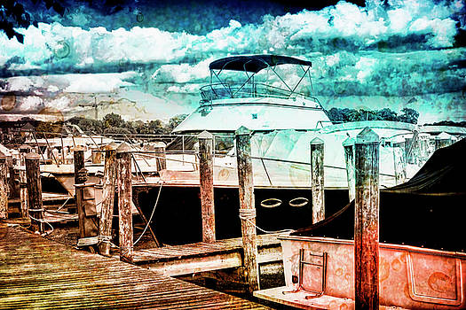 Summer Boats by Susan Stone