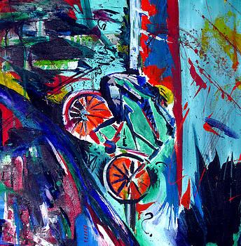 Summer Cycling by John Gholson