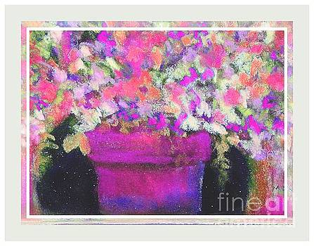 Summer Flowers 3 by Shirley Moravec