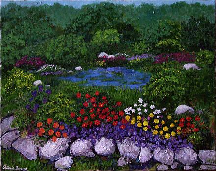 Summer Glory by Alexis Baranek