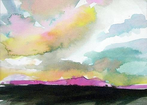 Summer Monsoon by Ed Heaton