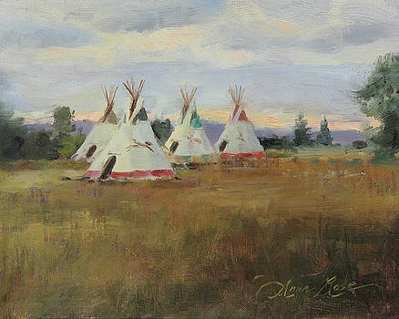 Summer Nomads by Anna Rose Bain
