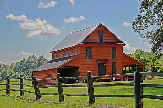 Summer on the Farm by Linda Brown