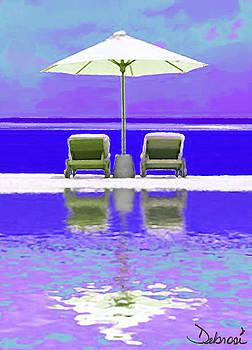 Summer Reflections by Deborah Rosier