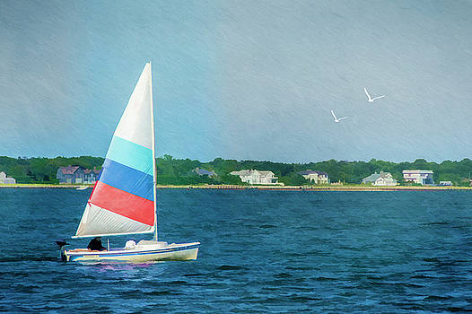 Summer Sail by Cathy Kovarik