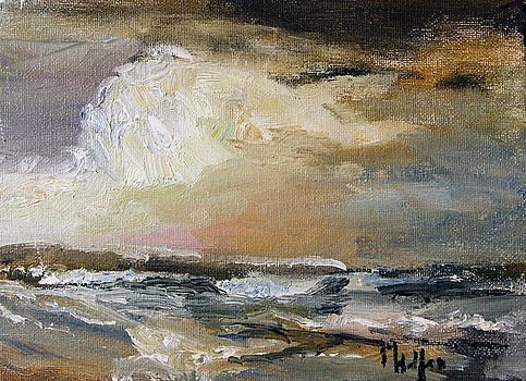 Summer Sky by Michael Helfen