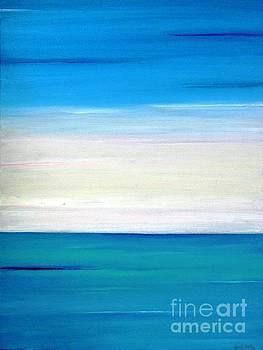 Summer Solstice Sandy Neck Beach by Barbara Nolan