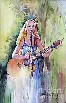 Summer Song by Natalia Eremeyeva Duarte