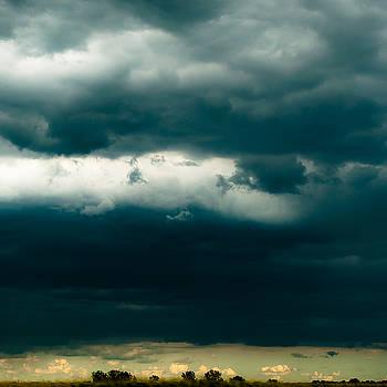 Summer Storm Clouds 009 by Noah Weiner