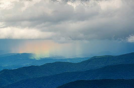 Summer Storms hit Roan by Derek Thornton