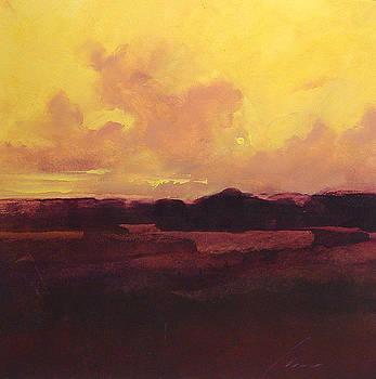 Summer Sunset by Richard Morin