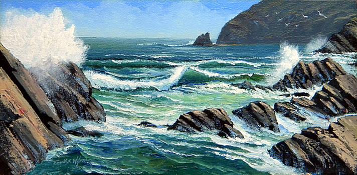 Frank Wilson - Summer Surf