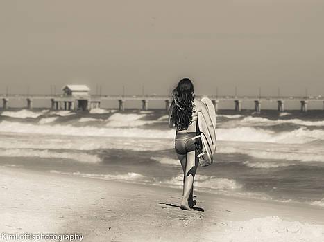 Summers end  by Kim Loftis