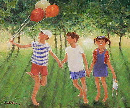 Summertime by Carole Katchen
