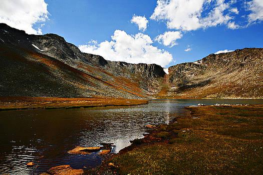 Marilyn Hunt - Summit Lake Colorado