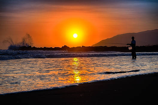 Sun Catcher by Scott  Wyatt