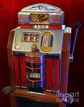 Gregory Dyer - Sun Chief Vintage Slot Machine