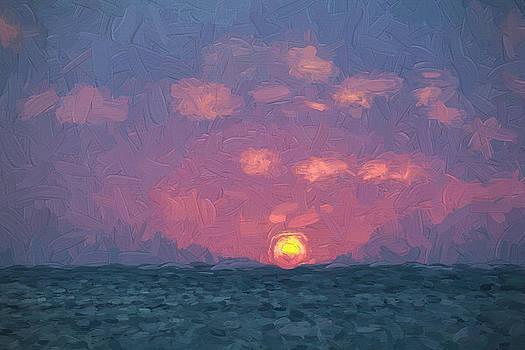 David Letts - Sun Down