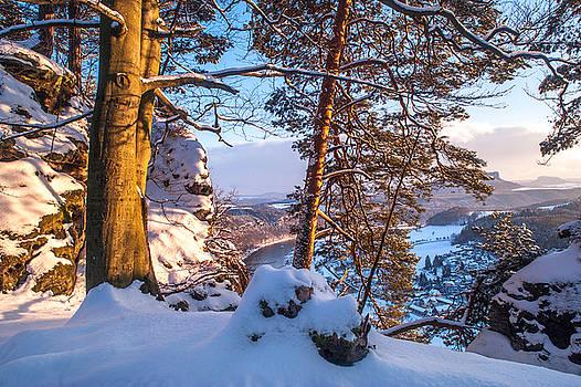 Jenny Rainbow - Sun-Kissed. Saxon Switzerland