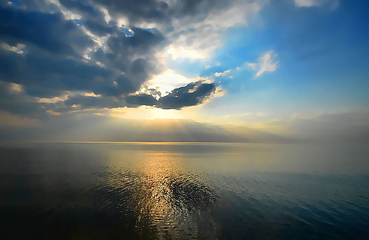 Sun Set #1 by Jeffrey Platt
