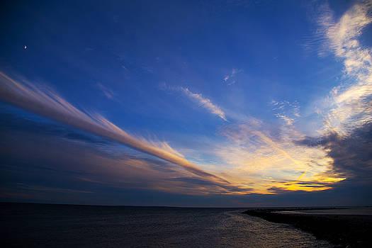 Karol  Livote - Sun Sets In Rhode Island