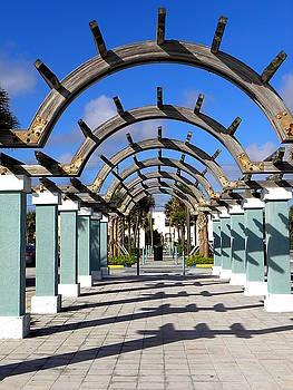 Sun Splash Park Entrance by Chris Mercer