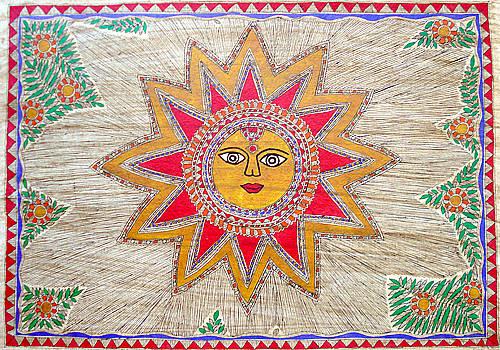 Sun by Yogesh Agrawal