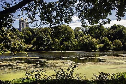 Sunday at the Lake by Thomas Mack