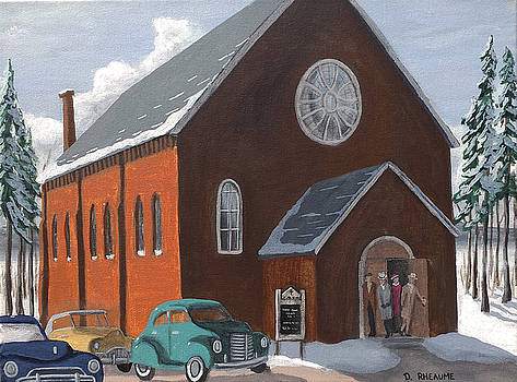Sunday Service by Dave Rheaume