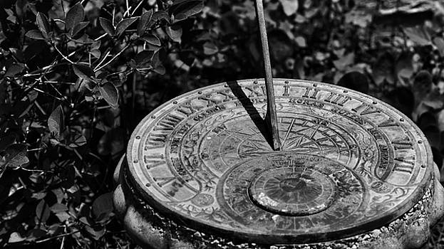 Sundial by Douglas Grohne