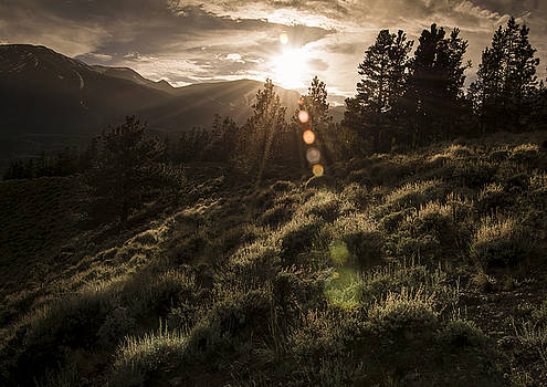 Sundown by The Forests Edge Photography - Diane Sandoval