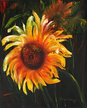 Sunfloweer by Nan McGarity