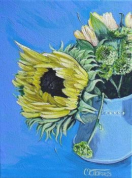 Sunflower 2 by Melissa Torres