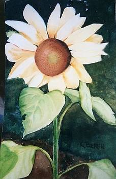 Sunflower 3 by Katherine  Berlin