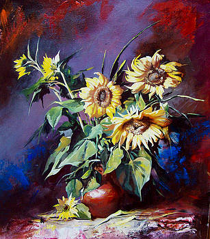 Sunflower by Alim Adilov