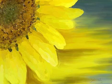 Sunflower Essence by Deborah Rosier