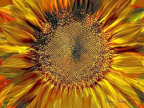 Sunflower Fiesta by Barbara Chichester