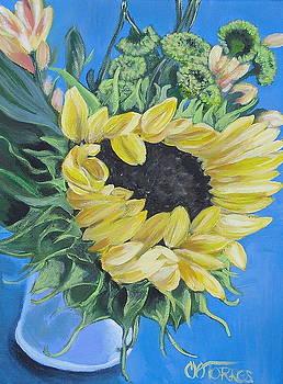 Sunflower by Melissa Torres