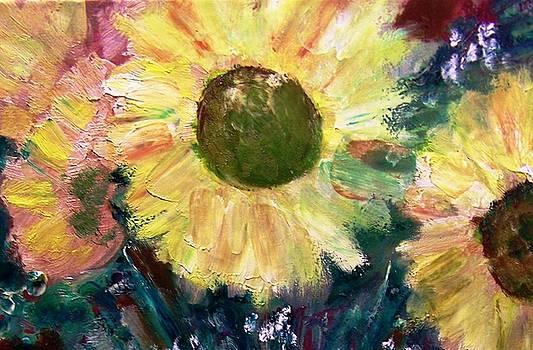 Patricia Taylor - Sunflower Sparkle